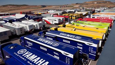 Camiones MotoGP