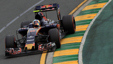 Carlos Sainz alcanza la Q3 en Australia
