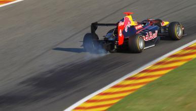 Carlos Sainz Bélgica GP3