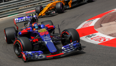 Carlos Sainz, cauto ante los buenos resultados en Mónaco