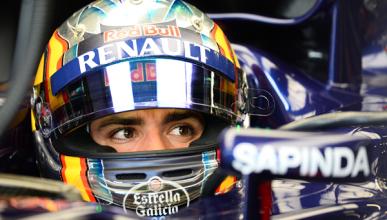 Carlos Sainz estrenará el Toro Rosso de 2016 en Montmeló