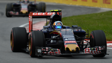 """Carlos Sainz: """"hemos sufrido con la velocidad punta"""""""