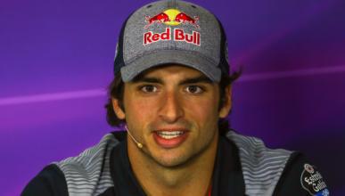 "Carlos Sainz Jr: ""algún día me gustaría correr un rally"""