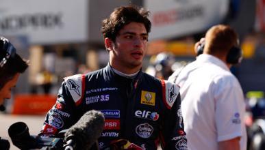 Carlos Sainz Jr mantiene sus objetivos para 2014 y 2015