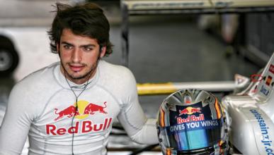 Carlos Sainz Jr. probará el Red Bull F1 en Nürburgring