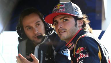 Carlos Sainz tenía decidido irse a Renault en 2017