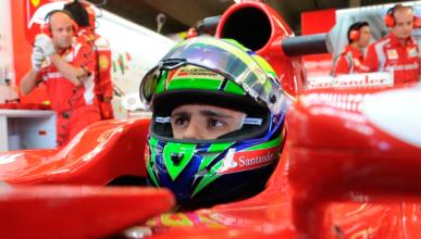 Cazado el Ferrari LaFerrari de Felipe Massa