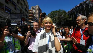 Las celebrities del GP de Mónaco de F1 2013