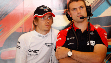 Chales Pic - Marussia - 2012