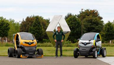 Charles Pic - Renault Twizy F1