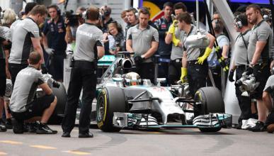 Los cinco mejores equipos F1 de la primera mitad de 2014