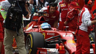 Los cinco peores equipos F1 de la primera mitad de 2014