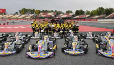 El circuito de Alonso acogerá el europeo de karting en 2017