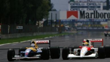 El circuito para el GP de México será el segundo más rápido