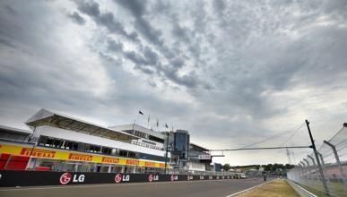 Circuito Hungria F1