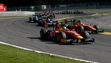 El Circuito de Jerez acogerá la GP2 y la GP3 en 2017