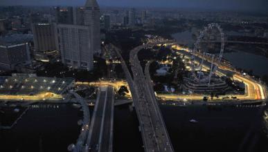 Circuito - Marina Bay - Singapur