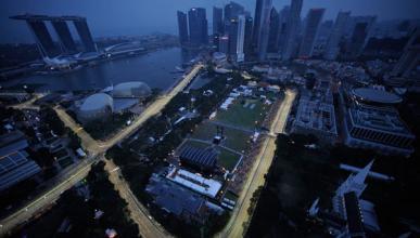 Circuito Singapur F1