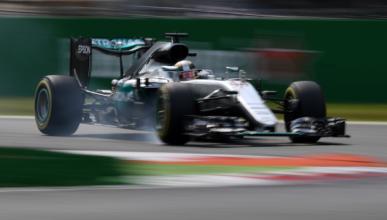Clasificación F1 Italia 2016: Hamilton impone su ley