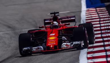 Clasificación GP Rusia 2017: Vettel se lleva la pole