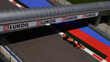 Clasificación Rusia: Alonso, perdido en las rectas de Sochi