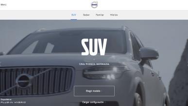 Configurador Volvo