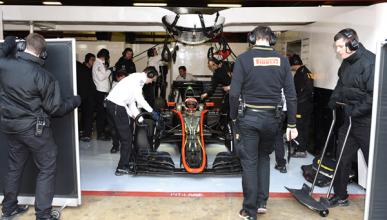 Continúan los problemas de fiabilidad en el McLaren MP4-30