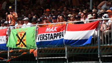 Crece el fenómeno Verstappen: tendrá una grada en Spa