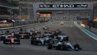 ¿Cuándo es la Fórmula 1? Horarios del GP Abu Dhabi 2016