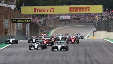 ¿Cuándo es la Fórmula 1? Horarios del GP Brasil 2016