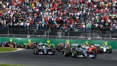 ¿Cuándo es la Fórmula 1? Horarios del GP México 2016