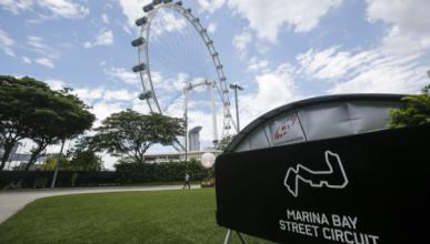 ¿Cuándo es la Fórmula 1? Horarios del GP Singapur 2016