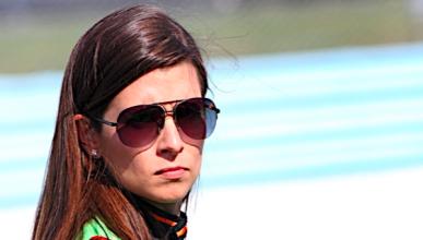 Danica Patrick niega rotundamente su interés por Haas F1