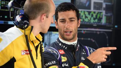 """Daniel Ricciardo: """"Hoy me ayudó la estrategia"""""""