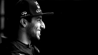 Daniel Ricciardo no sabe nada de Ferrari