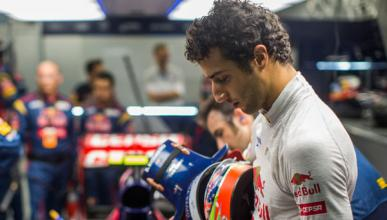 Daniel Ricciardo - Toro Rosso - 2013