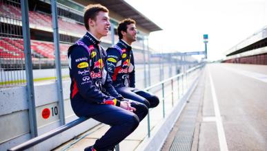Daniil Kvyat, de estrella a estrellado por Red Bull