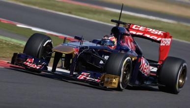 Daniil Kvyat - Toro Rosso - 2013