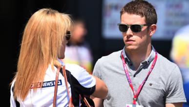 Di Resta vuelve a la F1 como piloto reserva de Williams
