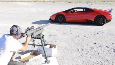 Disparo Lamborghini Huracán