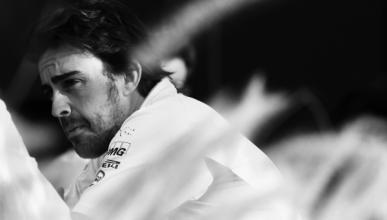 El documento que casi deja sin correr a Alonso en China