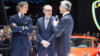 """Domenicali: """"¿Lamborghini en F1? No a corto plazo"""""""
