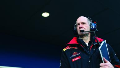 Dos décadas a la vanguardia del diseño: El rey Midas de la Fórmula 1