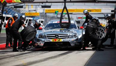 DTM - Mercedes - 2012