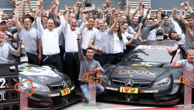 El DTM pide puntuar para la superlicencia F1