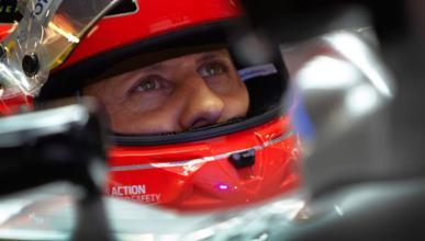 Dudas sobre la recuperación de Michael Schumacher