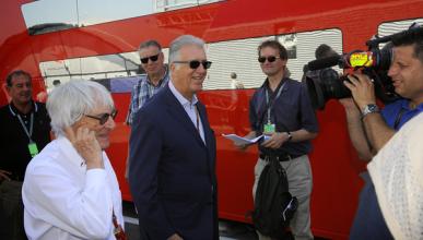 Ecclestone está dispuesto a renovar el contrato de Monza