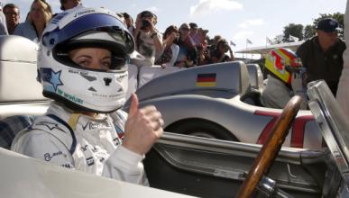 """Ecclestone: """"las mujeres no deben tomarse en serio en F1"""""""