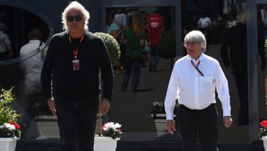 Ecclestone quiere que Briatore vuelva a la F1