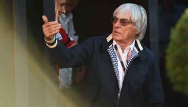 Ecclestone sigue intentando llevar la F1 a Las Vegas